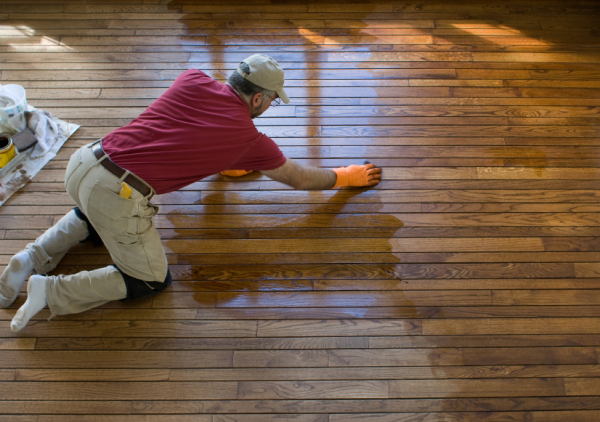 Types Of Wood Floor Finishes Tiptop Flooring Toronto