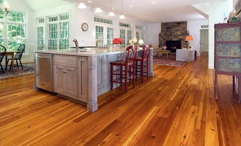 exotic wide plank flooring